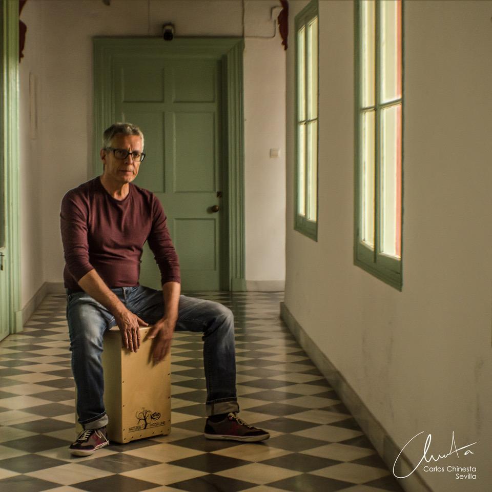 Guillermo mcgill cajón flamenco Katho