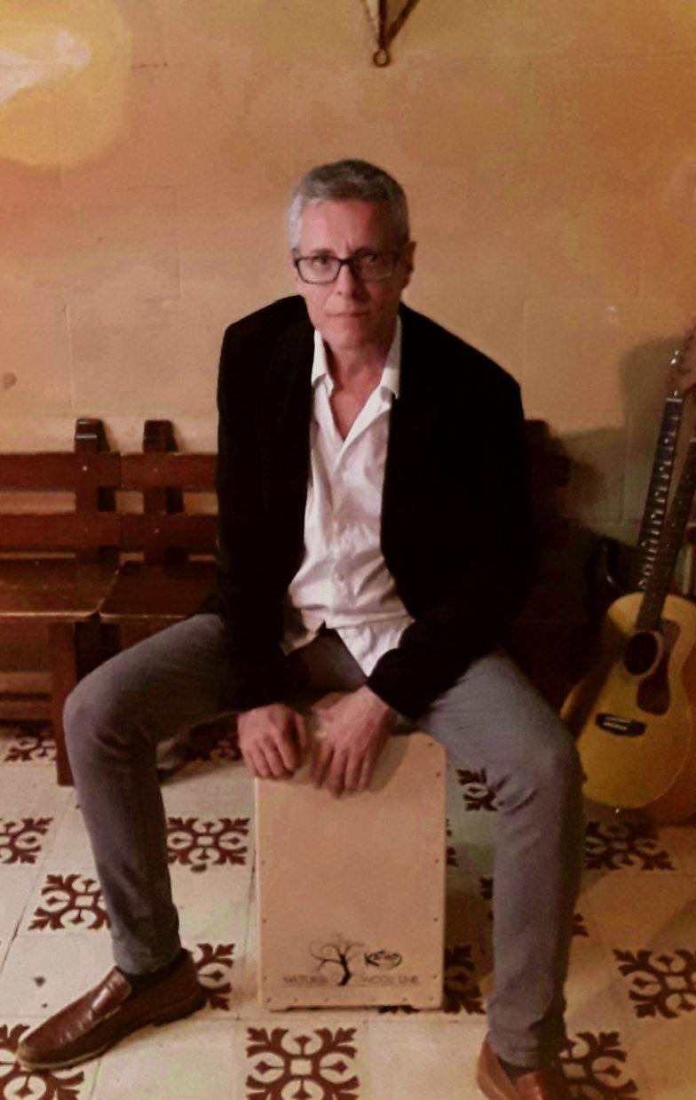 Cajones flamencos Katho Percusión Guillermo mcgill