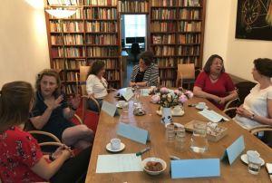 Kennismaking potentiële leden kring Amsterdam