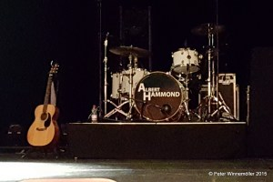 Vor dem Konzert