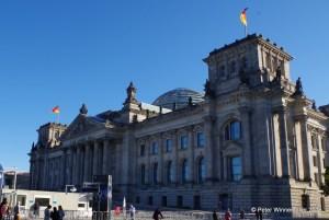 Reichstagsgebäude - Sitz des Deutschen Bundestages