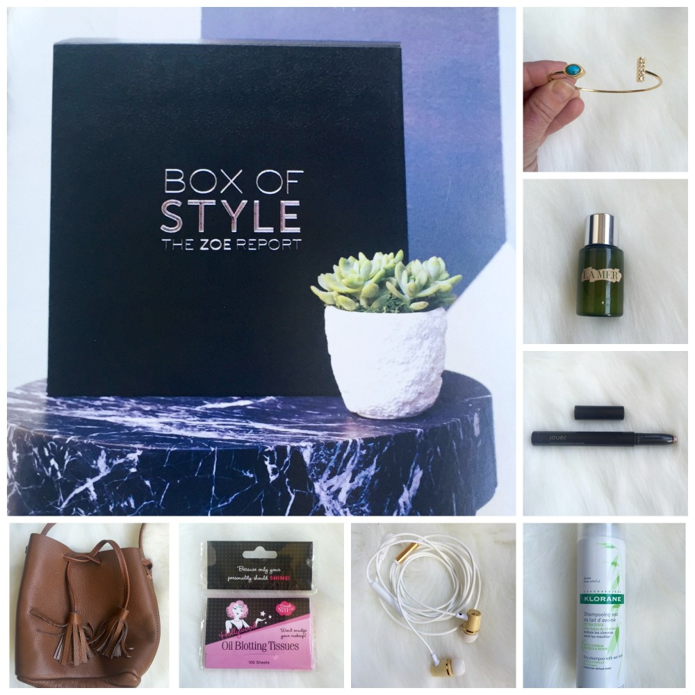 The Zoe Report's Box of Style - Spring 2016 - Kathrine Eldridge, Wardrobe Stylist