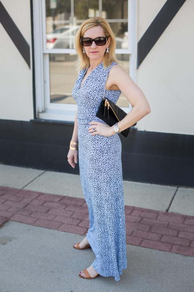 Spotted in Blue - Kathrine Eldridge, Wardrobe Stylist