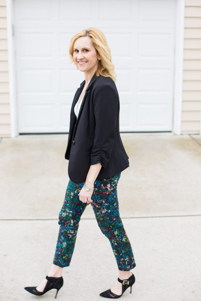 The Perfect Blazer - Kathrine Eldridge, Wardrobe Stylist