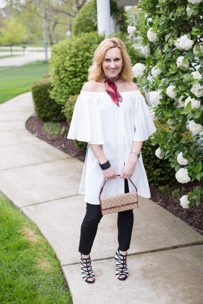 The Elegant Shoulder - Kathrine Eldridge, Wardrobe Stylist