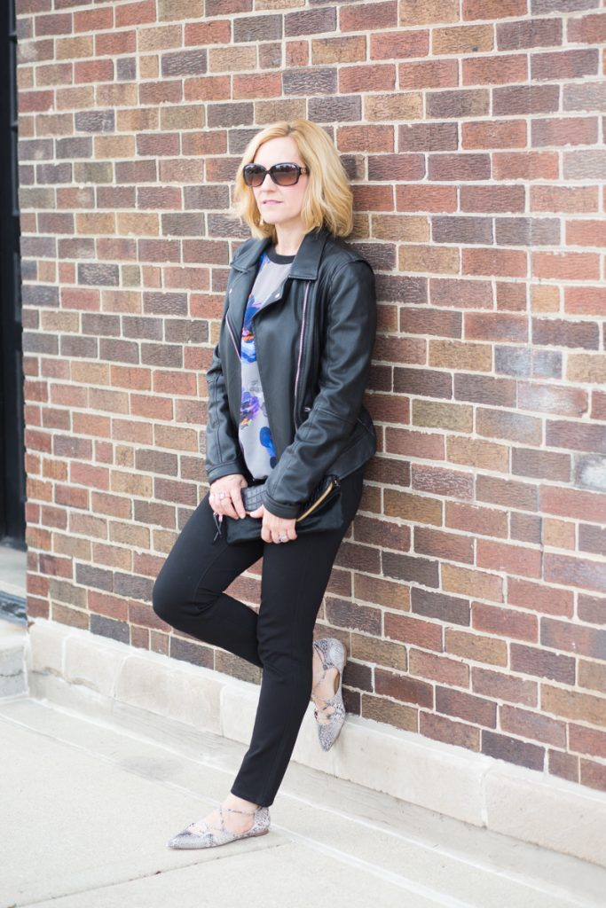 Moto Floral Mix - Kathrine Eldridge, Wardrobe Stylist