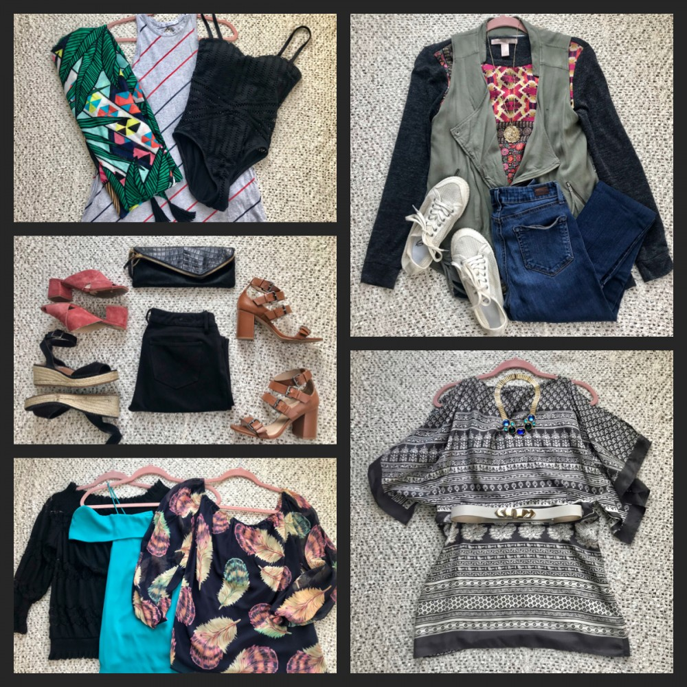 Sharing what I am packing for Palm Springs
