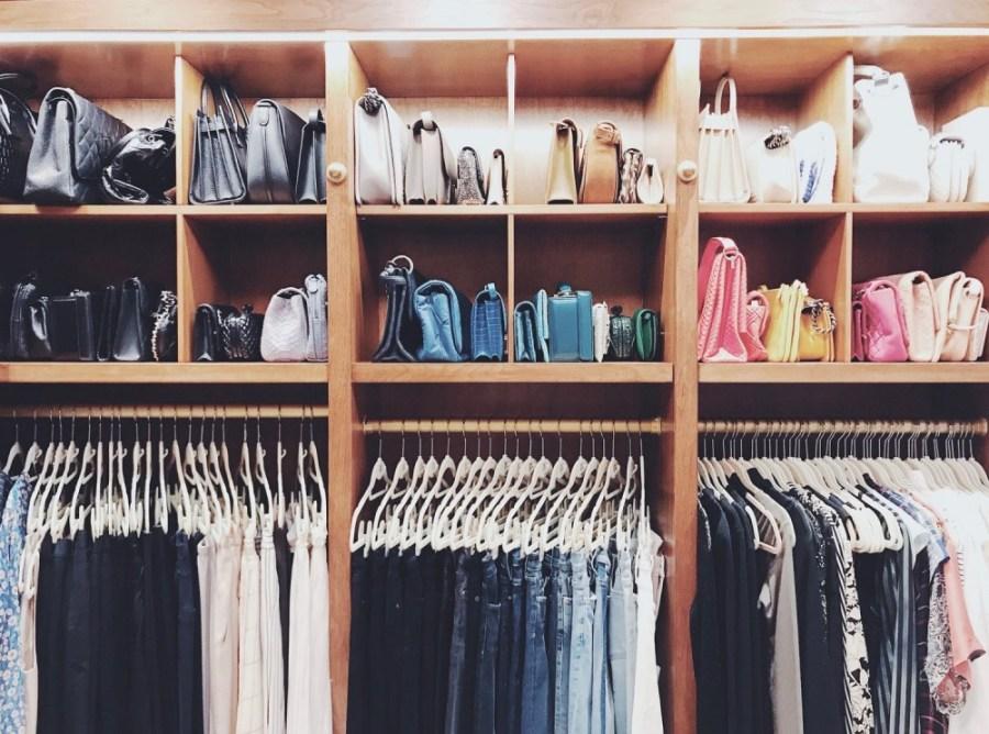 Fall Ready with a Closet Audit by Kathrine Eldridge, Wardrobe Stylist