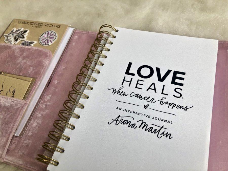 Because Love Journal - Love Heals When Cancer Happens