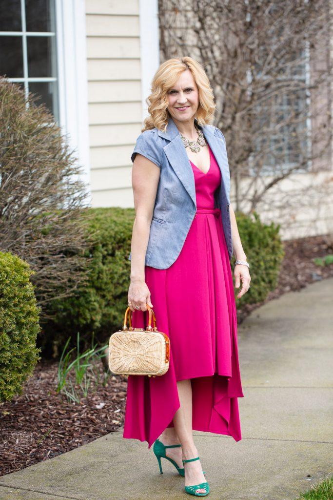 Easter Sunday Dress by Kathrine Eldridge, Wardrobe Stylist