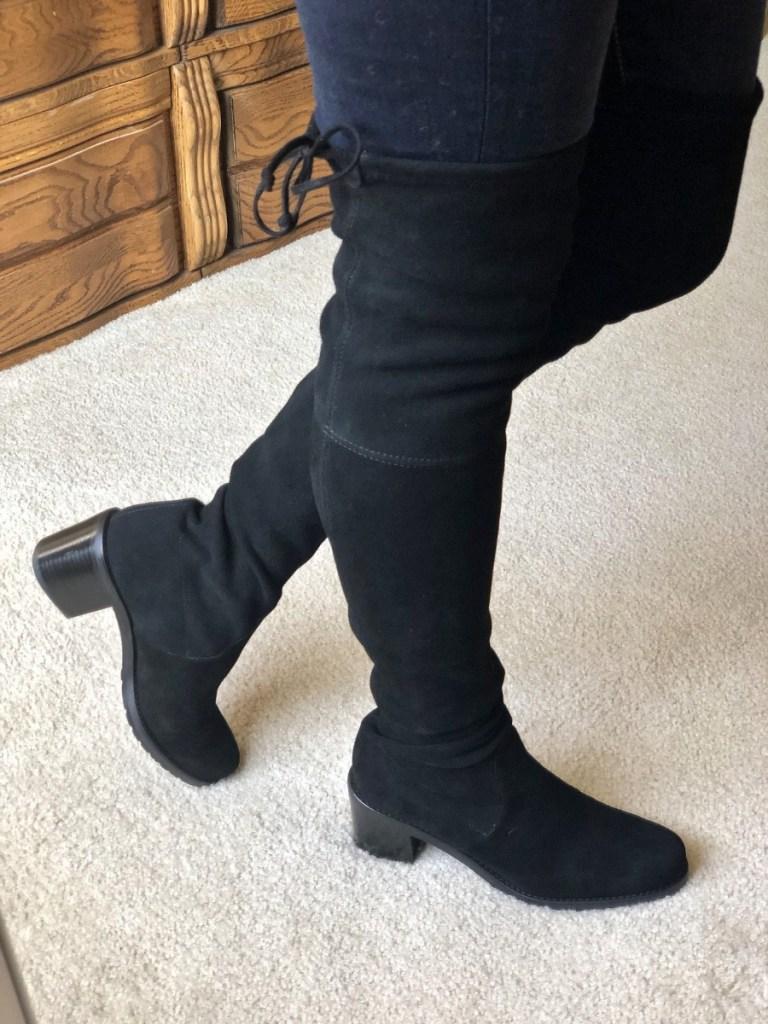 Stuart Weitzman Darla Over the Knee Boots