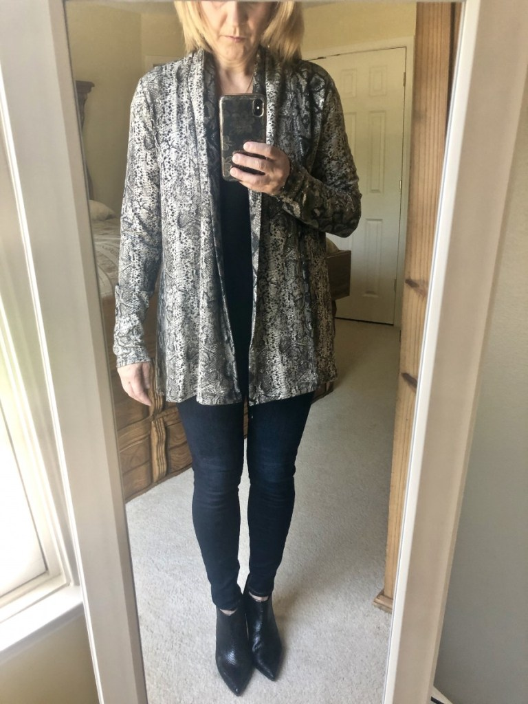 Gibson Open Front Fleece Cardigan from the Nordstrom Anniversary Sale