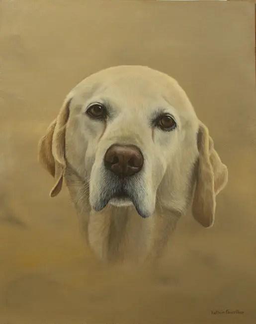 pet portrait artist in county cork