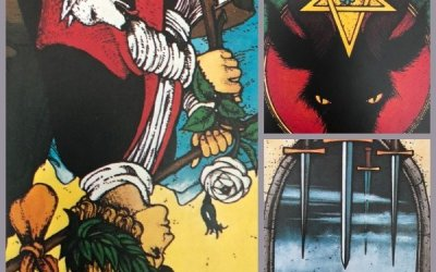 Relaxed Focus – Tarot of the Week