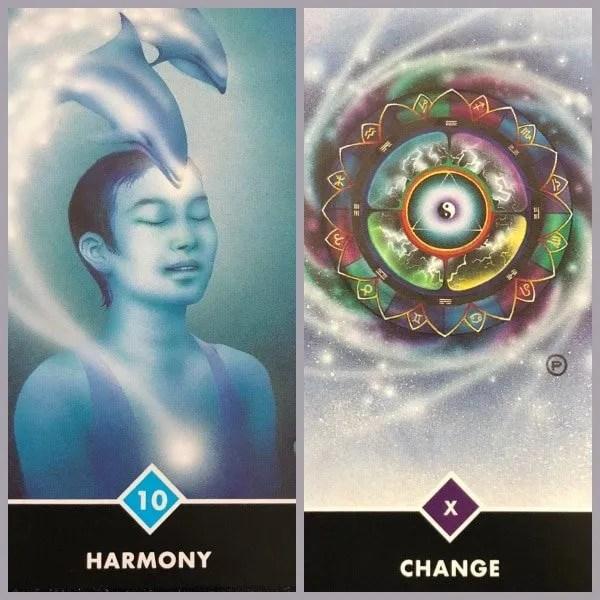 Harmony in Change – Tarot Of The Week