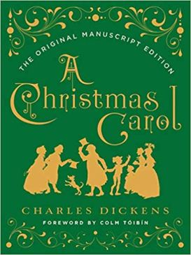 "Cover of ""A Christmas Carol"" by Charles Dickens"