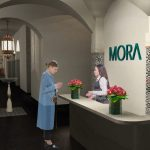 Hospitality Design The Mora Moroccan Restaurant Kathryn Ann Lawrence