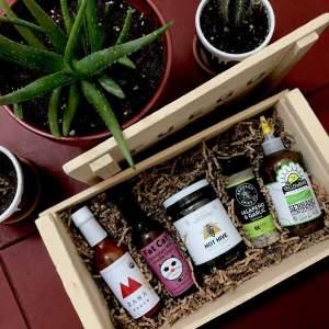 Fuego Box chili crate