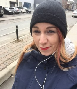 wearing a toque in toronto