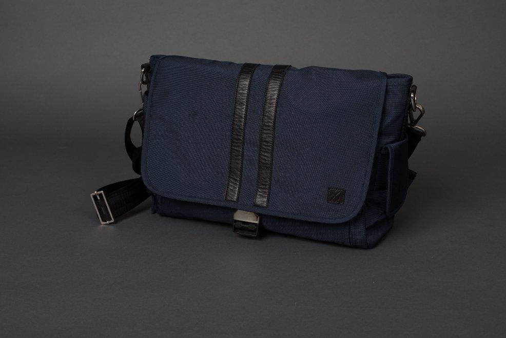 E.C. Knox diaper bag