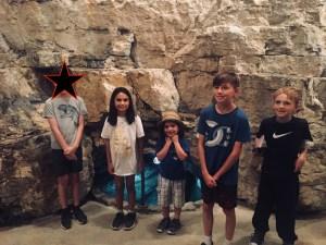 spelunking with kids tyendinaga