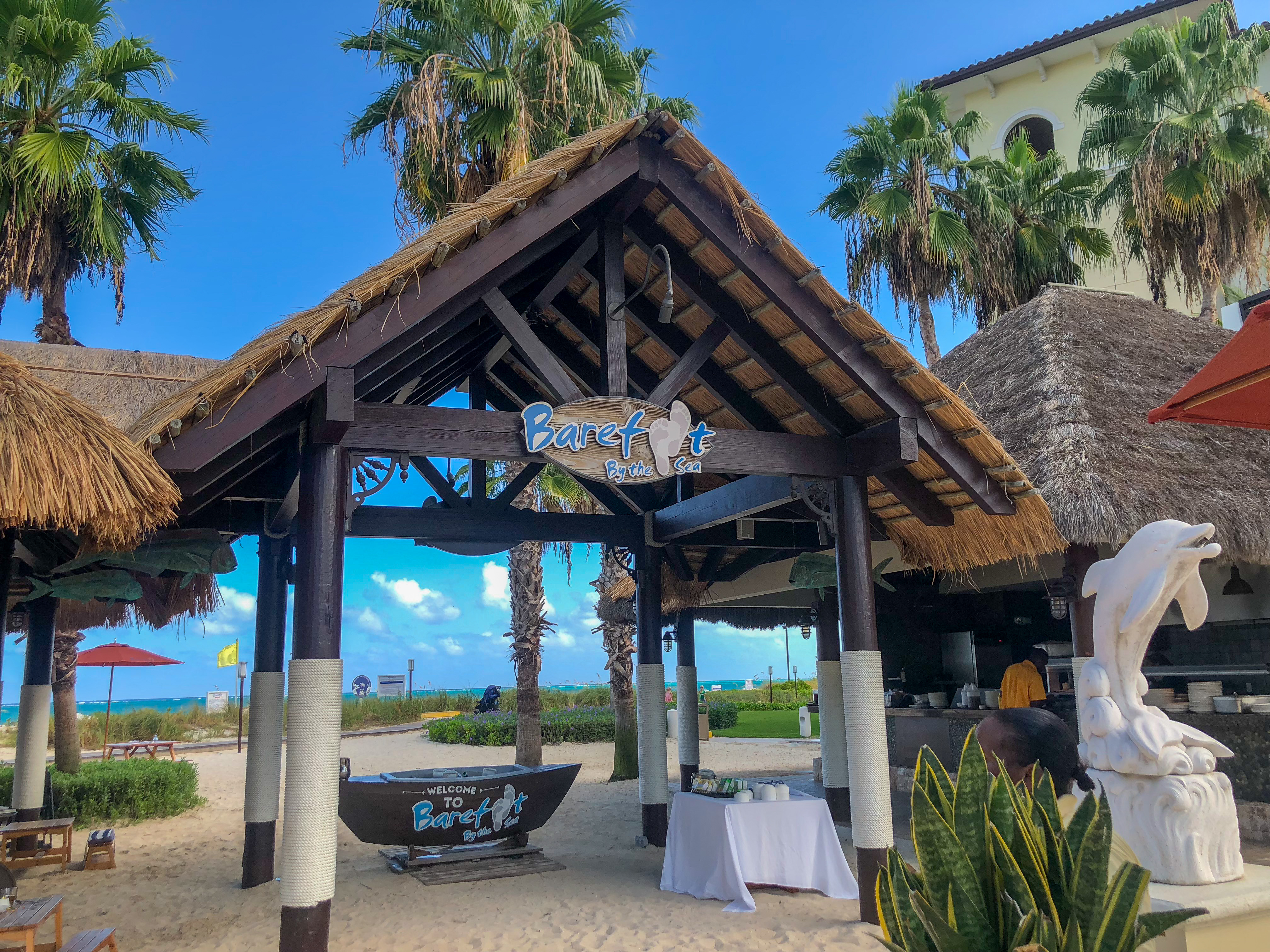 Dining with Hypothyroidism at Beaches Resort in Turks and Caicos #thyroid #thyroidhealth #hypothyroid #hypothyroism #hashimotos #dietaryrestrictions #restaurantsatbeaches #beachesmoms #beachesturksandcaicos #beachesresorts