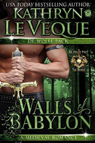 Walls of Babylon (De Wolfe Pack Book 9)