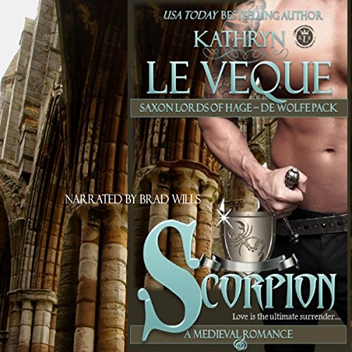 Scorpion: Saxon Lords of Hage – (de Wolfe Pack Book 6) Audiobook