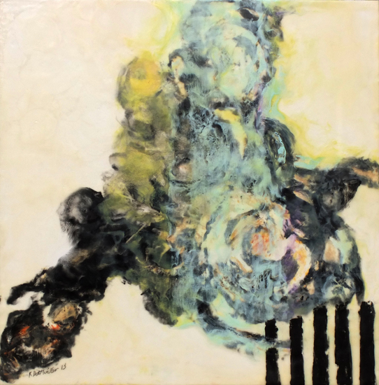 Veiled by Kathryn Dettwiller
