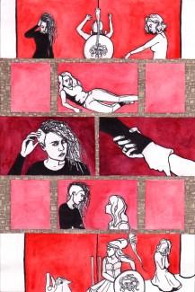 Triskelion #3 page 16