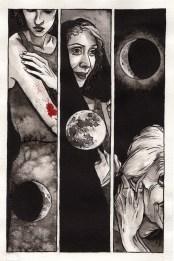 """Macbeth"" page 2 print"