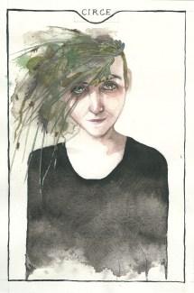 """Circe"" print"