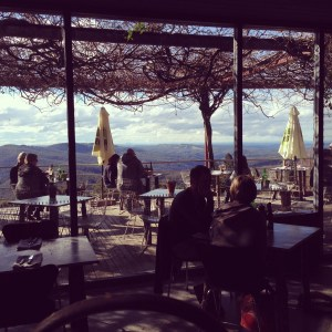 Mt Tomah Garden restaurant