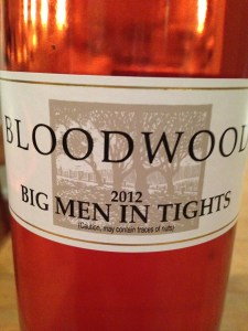 Big Men in Tights Rose - Bloodwood