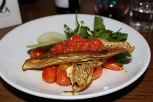 Masala roast snapper $30.00