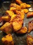 Beautifully roasted & ready to mash