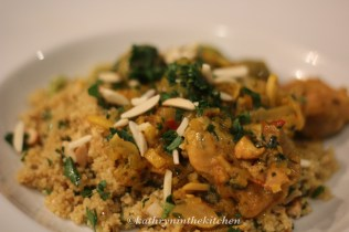 Chicken Tagine with Cous Cous