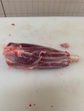 Voila! Frenched Lamb Shank