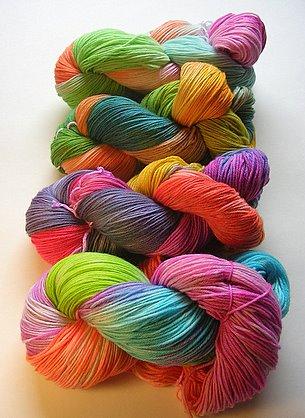 Kathryn Ivy  Yarn Dyeing Tutorial