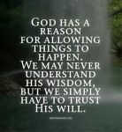 His will