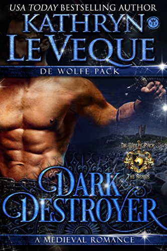 Dark Destroyer (De Wolfe Pack Book 10)