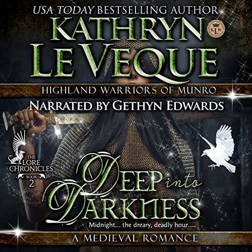 Deep into Darkness: Highland Warriors of Munro, Book 2