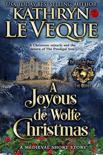 A Joyous de Wolfe Christmas: A de Wolfe Sons short story (de Wolfe Pack Book 6)