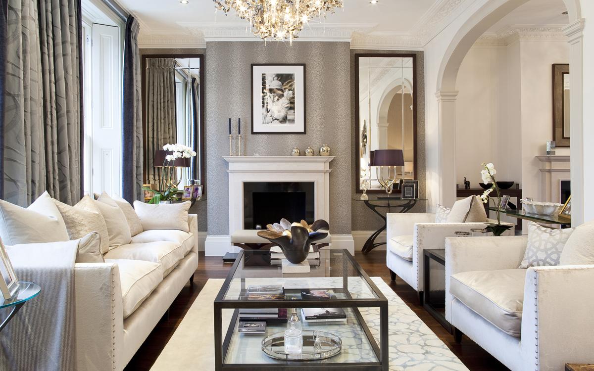 Chelsea Town House  Kathryn Levitt Design Luxury