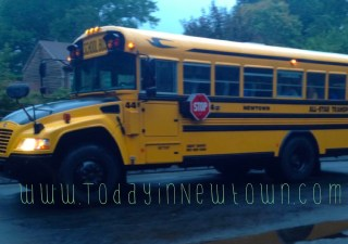 First day of school is different in Newtown CT