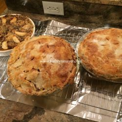 Brotherly love: Pie making tradition reveals they might actually like each other