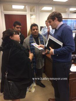 Gun violence victim families sharing their stories to Congress