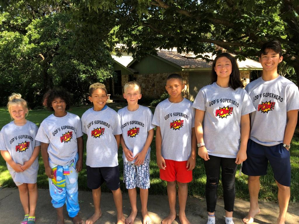 Superkid T-shirts