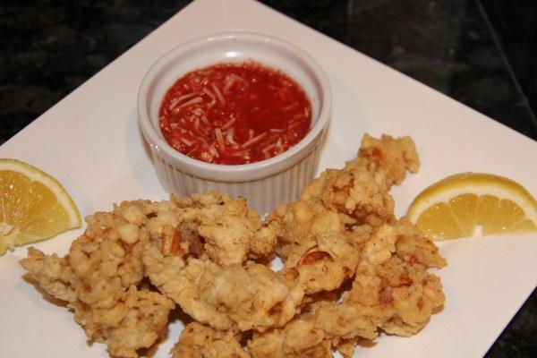 Fried Calamari Kath39s Kitchen Sync