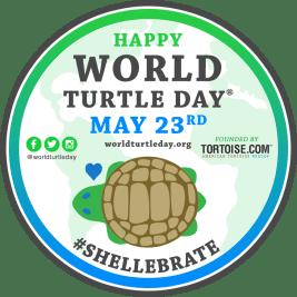 WorldTurtleDay badge
